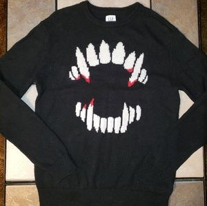 Gap Kids Vampire Sweater XL
